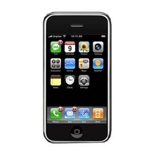 iPhone 3G (アップル)