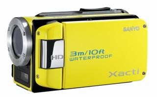 三洋電機 ビデオカメラ