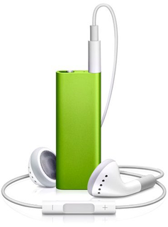 iPod shuffle (4th generation) (アップル)