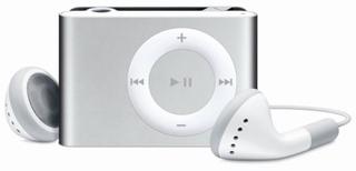 iPod shuffle (2nd generation) (アップル)