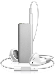 iPod shuffle (3rd generation) (アップル)