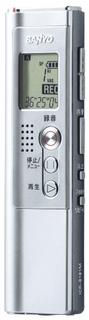 三洋電機 ICレコーダー