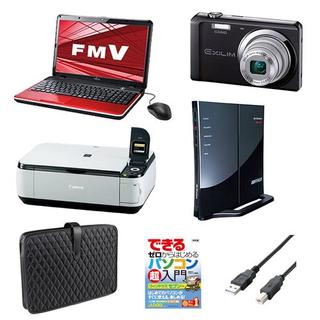 FMV LIFEBOOK AH40/D (富士通)