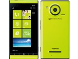 Windows Phone IS12T (富士通東芝モバイルコミュニケーションズ)