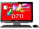 REGZA PC D711 (東芝)