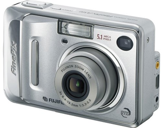 FinePix A500 (富士フイルム)