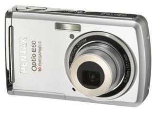Optio E60 (ペンタックス)