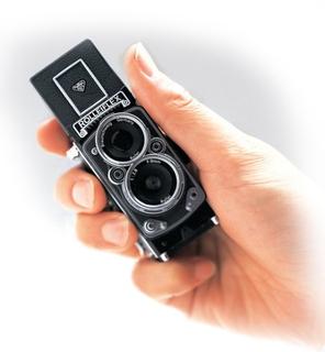 Rolleiflex MiniDigi (ローライ)