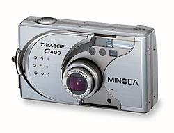 DiMAGE G400 (コニカミノルタ)