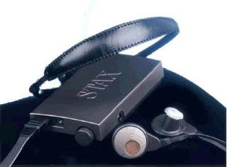 SR-001MK2 (STAX)