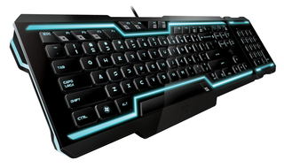 TRON GAMING KEYBOARD (RAZER)