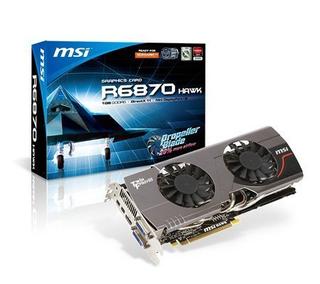 R6870 HAWK (MSI)