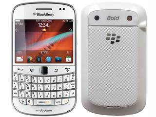 BlackBerry Bold 9900 docomo (Research In Motion)
