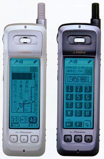 パイオニア スマホ・携帯電話
