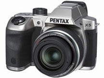 PENTAX X-5 (ペンタックス)