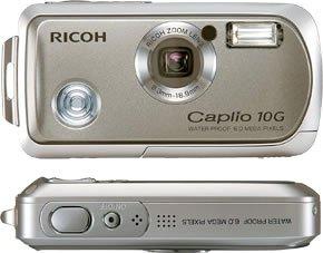 Caplio 10G (リコー)