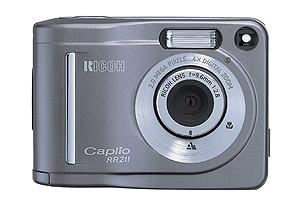 Caplio RR211 (リコー)