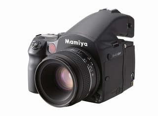 Mamiya 645DF (マミヤ)