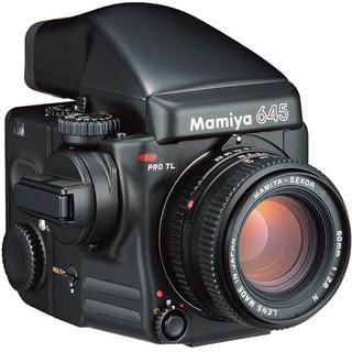 Mamiya 645 PRO TL (マミヤ)
