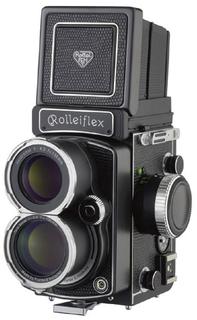 Rolleiflex 4.0FT (ローライ)