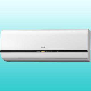 暖房エアコン 白くまくん RAS-SK40C2 (日立)