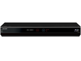 AQUOSブルーレイ BD-T510の取扱説明書・マニュアル
