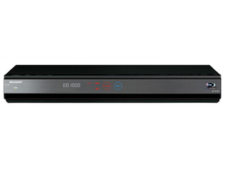 AQUOSブルーレイ BD-W1000の取扱説明書・マニュアル