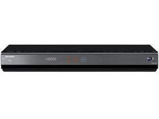 AQUOSブルーレイ BD-W1100の取扱説明書・マニュアル