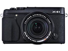FUJIFILM X-E1 (富士フイルム)