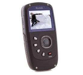 コダック ビデオカメラ