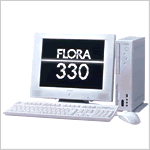 FLORA 330 DK3 (日立)