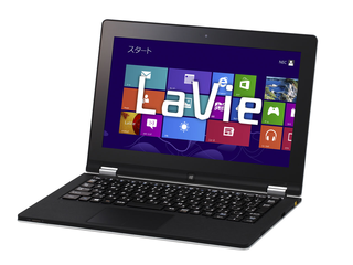 LaVie Y LY750/JW PC-LY750JW (NEC)
