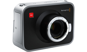 Blackmagic Cinema Camera EF (Blackmagic Design)