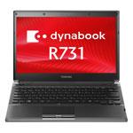 dynabook R731 R731 Bの取扱説明書・マニュアル