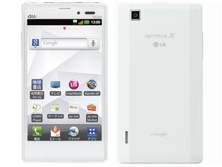optimus X IS11LG (LGエレクトロニクス)