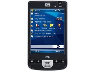 iPAQ 212 Enterprise Handheld (ヒューレット・パッカード)