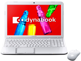 dynabook T552 (東芝)