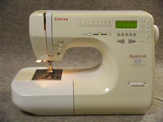 アプリコットII 9790 (シンガー)