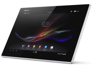 Xperia Tablet Z SGP312JP (ソニー)