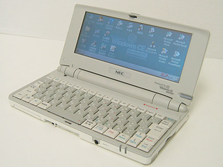 Mobile Gear II MC-R430 (NEC)