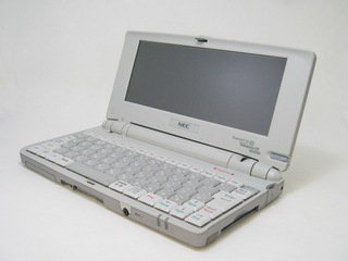 Mobile Gear II MC-R530 (NEC)