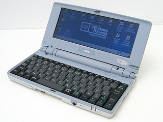 Mobile Gear II MC/R550 (NEC)