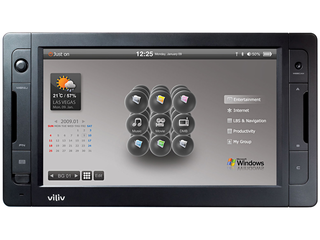 Viliv X70 (Yukyung Technologies)