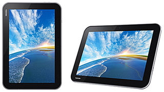 REGZA Tablet AT503/38J (東芝)