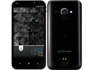 AQUOS PHONE SERIE SHL22 (シャープ)