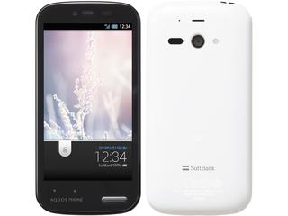 AQUOS PHONE ss 205SH (シャープ)