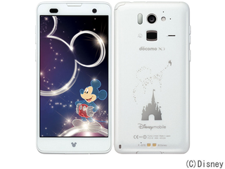 Disney Mobile F-07E (富士通)
