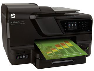 Officejet Pro 8600 (ヒューレット・パッカード)