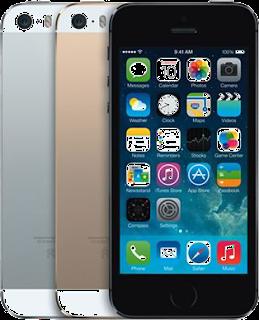 iPhone 5s (アップル)