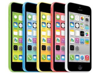 iPhone 5c (アップル)